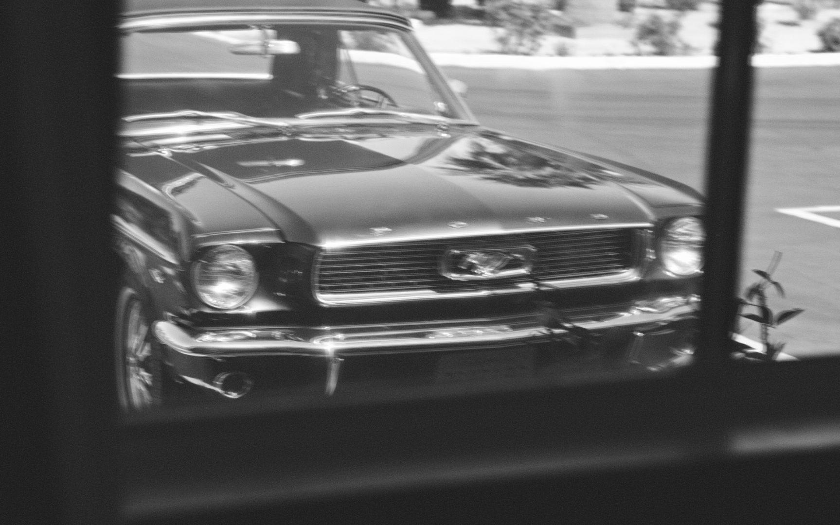Ford Mustang by Stefan Rappo
