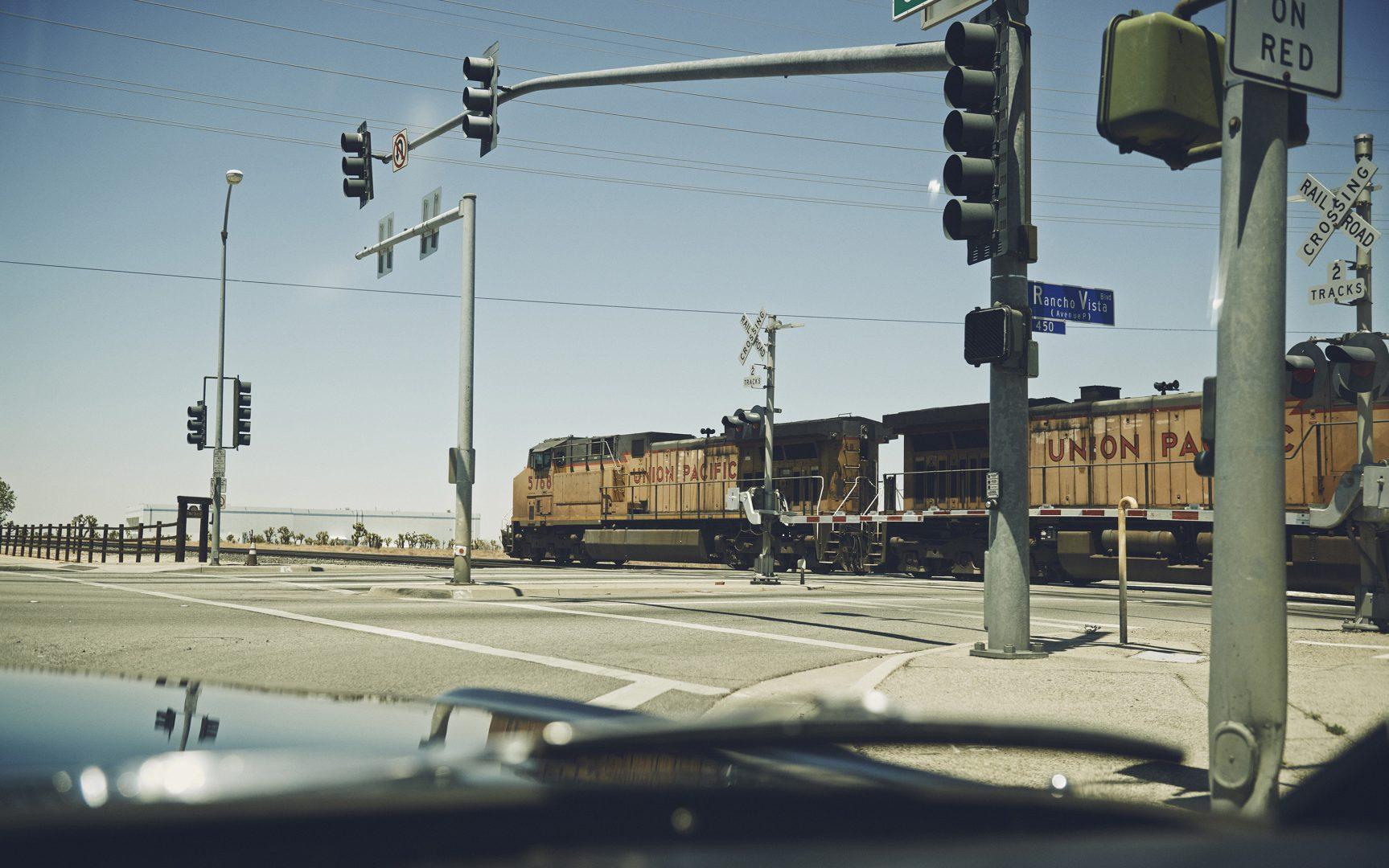 Train by Stefan Rappo
