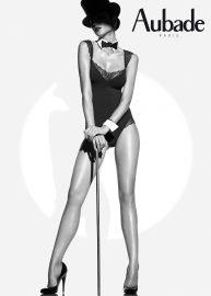 Thumbnail Aubade lingerie campaign by Stefan Rappo