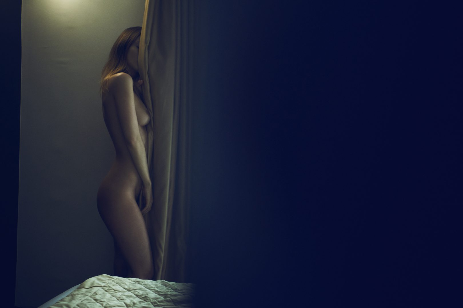 girl naked in hotel room by stefan rappo