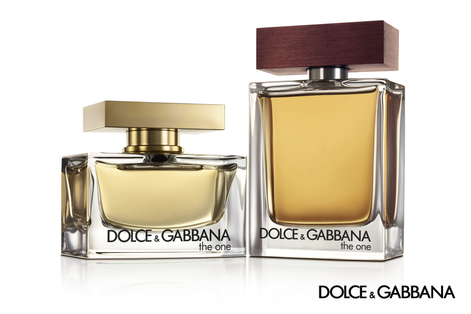 Dolce Gabbana Parfum bottle the one