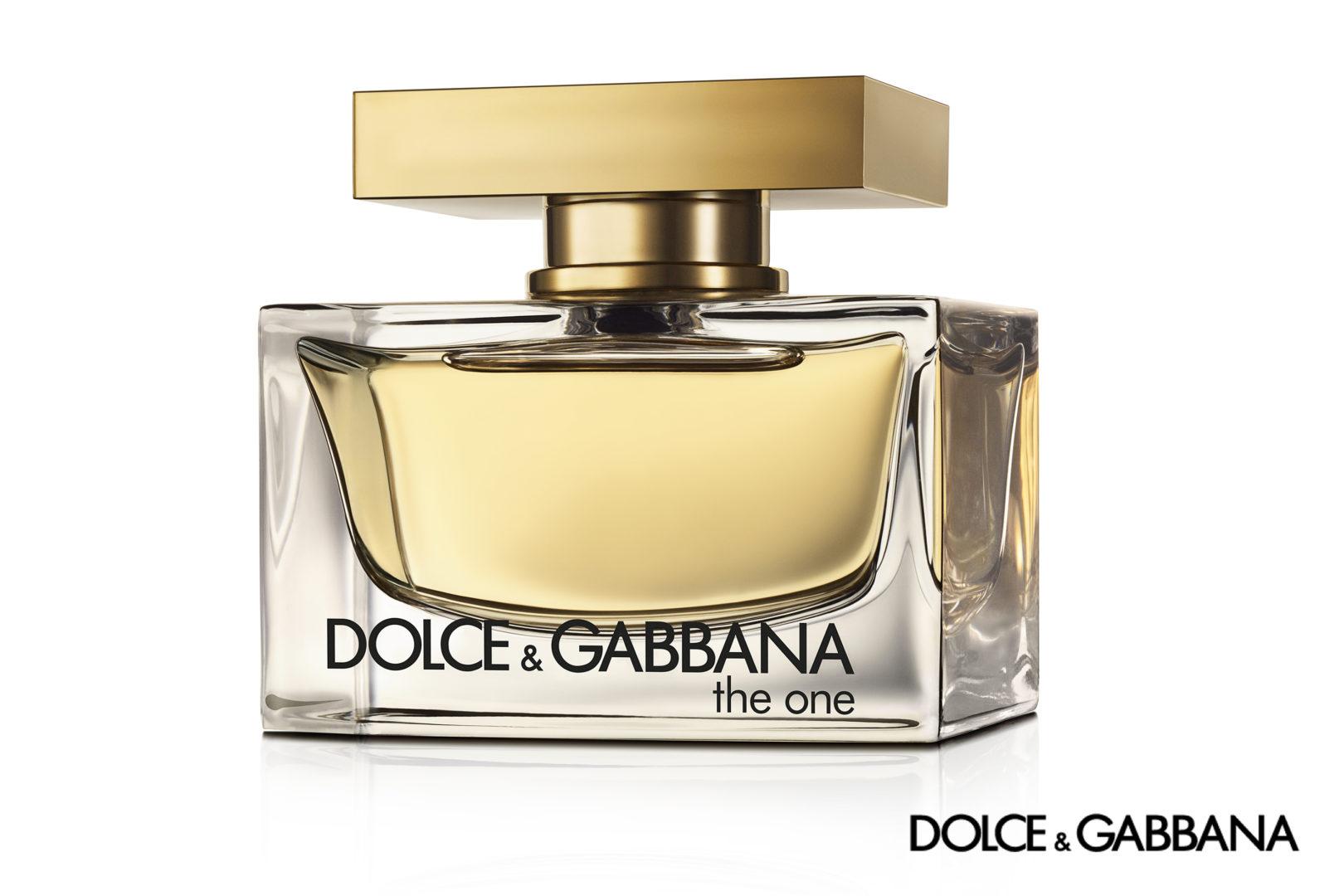 Dolce Gabbana Parfum bottle the one