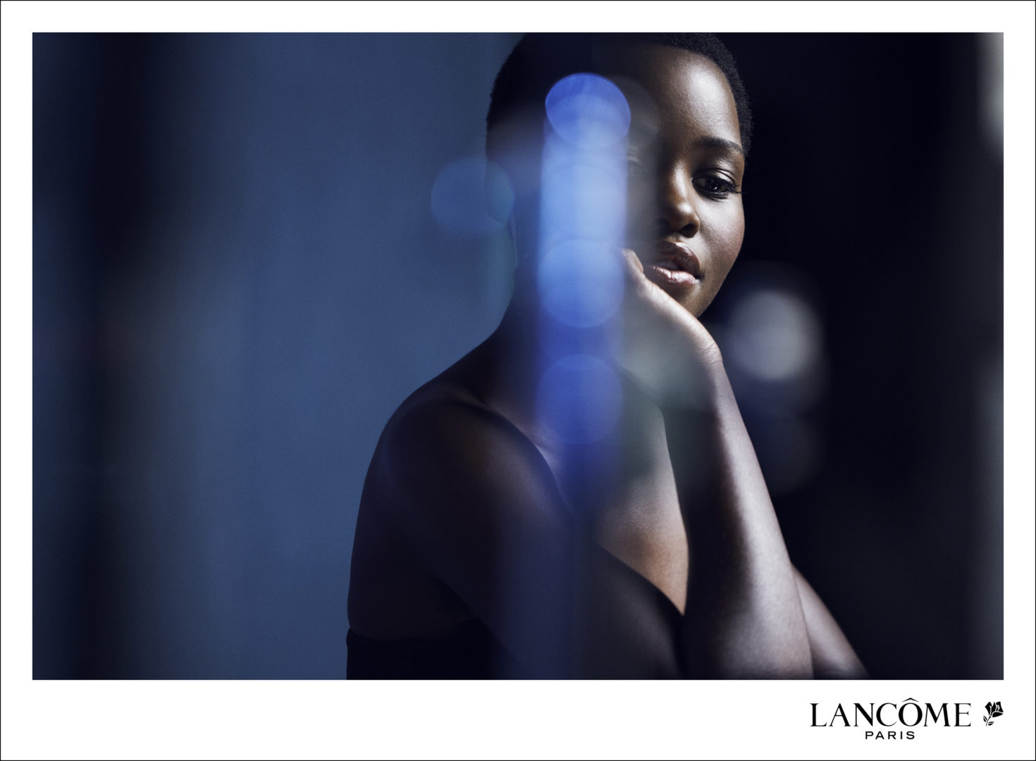 Lupita for Lancome Génifique