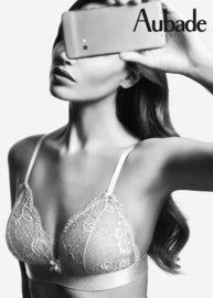 Thumbnail Aubade lingerie campaign