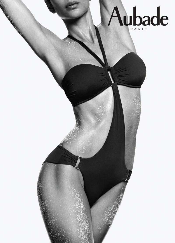 Aubade lingerie campaign