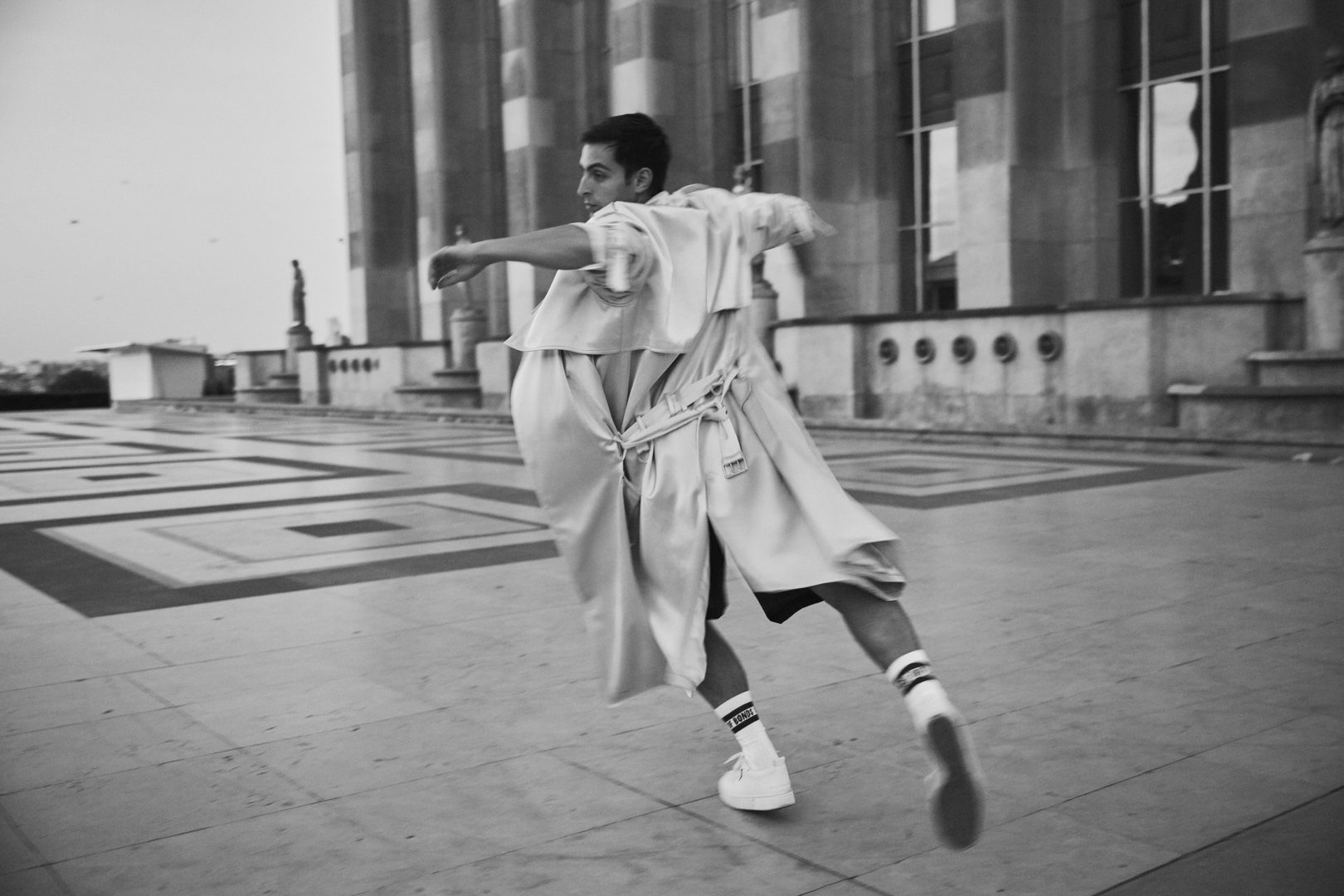 danser in Paris